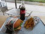 ポーランドの最後の食事 ハンバーガー